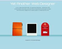 Yet Another Web Designer