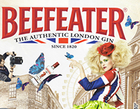 Assitant Art Director, Beefeater