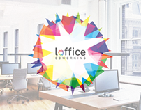 LOFFICE Website Redesign Concept