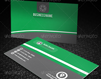 Corporate Business Card VO-9