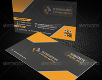 Corporate Business Card VO-4