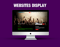 Websites - Display