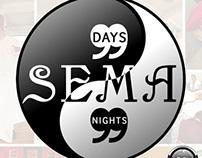 99 Days 99 Nights 24 Hours Whirling Sema, Sufi Music...
