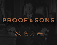 PROOF & SONS – Corporate Design