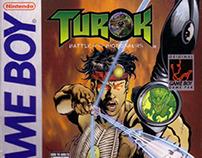 Turok: Battle of the Bionosaurs Gameboy
