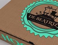 Chocolates de Beatriz - work in progress