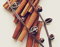 Coffee & cinnamon