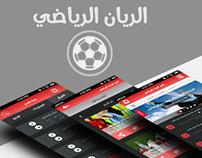 alryan app . template ..