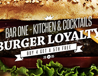 Burger Loyalty Brand Identity