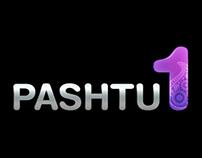 Pushto One Logo Sketch