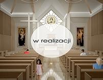 Projekt kościoła w Gdańsk