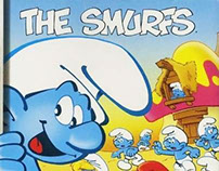 The Smurfs 8 bits consoles