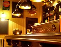 "R E F U R B I S H M E N T ""Cork - Irish Pub -"""