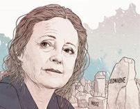 Irena Grudzinska-Gross for Przekroj