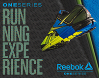 Reebok - One Series Running Experience