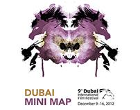Dubai Mini Map Customised