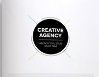 Creative Agency Brochure