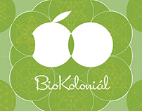 BIOKOLONIÁL - Visual communication