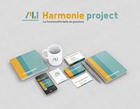 Branding - Harmonie Project
