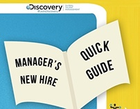 Discovery's Hiring Process for Managers