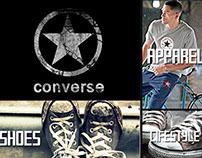 converse mobile app design