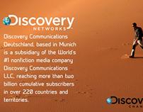 Discovery Germany Company Benefits