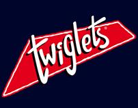 Rebranding - Twiglets