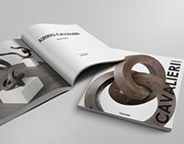 Catálogo de arte | Alberto Cavalieri