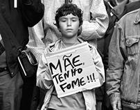 Protest in Oporto