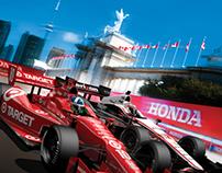 2012 Honda Indy Toronto Creative