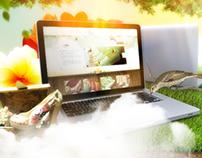 Diseño Web Site FitLove
