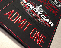 2013 INDYCAR Championship Celebration Tickets