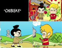 CHIBISAY (2D Animation finalist at Animahenasyon 2009)