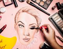 Make Art _ Tribute to International WOMEN'S DAY