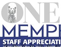 Memphis Staff Appreciation