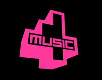 4Music - Identity