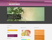 website // Lichtquell Akademie