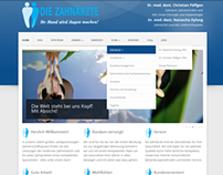 website // Die Zahnärzte