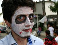 Zombie Party Samsun