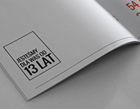 Poznajmy się / Money.pl / print design