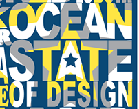 Ocean State of Design Poster Project