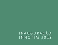 Inauguração Inhotim 2013