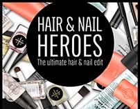 Hair & Nail Heros, Summer 2015