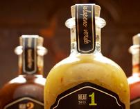 Ignite Brand Salsa Packaging