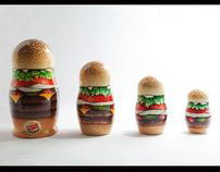 DIRECT MAIL for BURGER KING