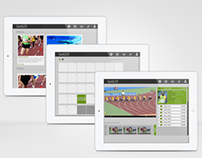 SetGo - Video Streaming Mobile App