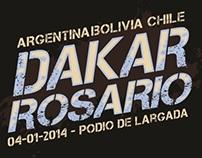 Dakar remera / Tshirt