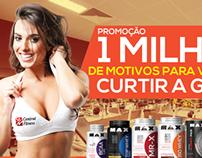 Promoção Central Fitness Max Titanium