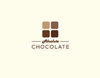 Absolute Chocolate logo design