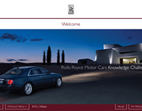 Rolls-Royce Brand Knowledge eLearning